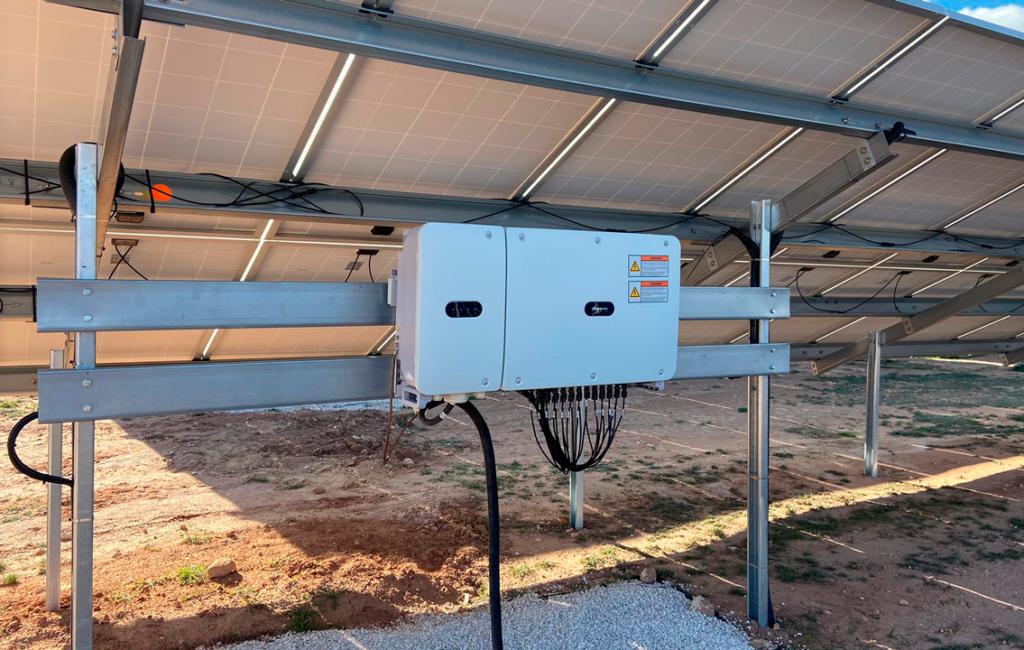 Promoval Electric planta fotovoltaica Villena VI Alicante