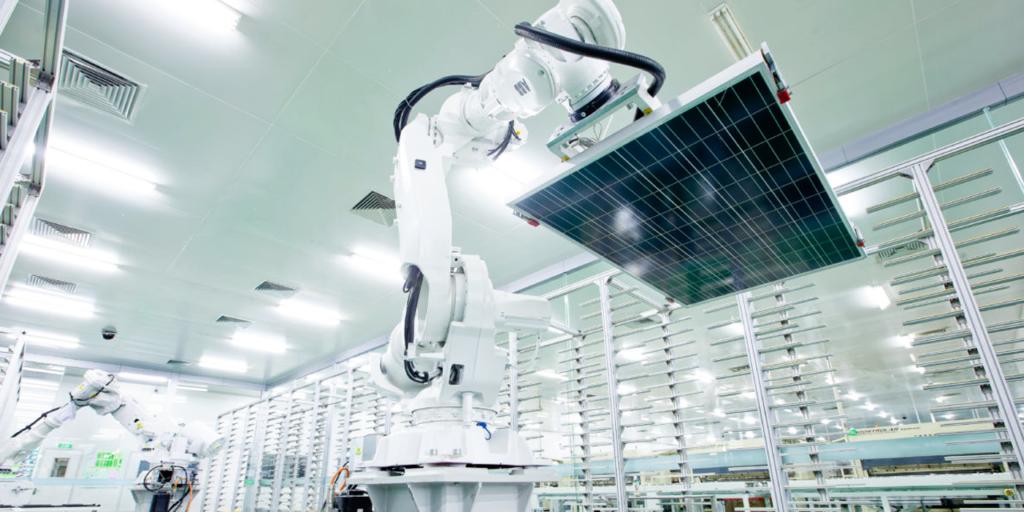 Promoval Electric Jinko Solar
